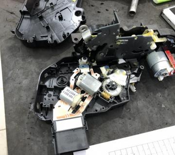 Ремонт замка Range Rover Sport