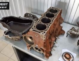 Капитальный ремонт двигателя 2.2 TD Фрилендер 2