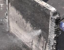 Промывка радиаторов на Фрилендер 2