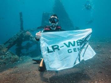 LR-WEST в глубинах индийского океана