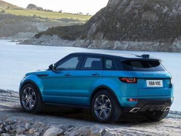 Range Rover Evoque (2013 мг)