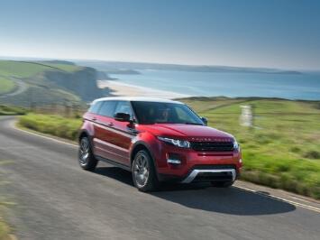 Range Rover Evoque (2014 мг)