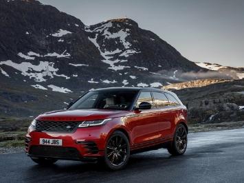 Range Rover Velar (2018 мг)