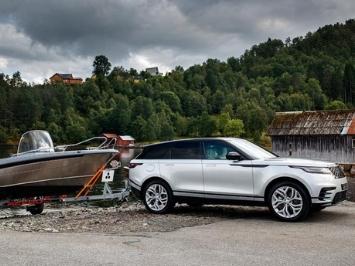 Range Rover Velar (2019 мг)