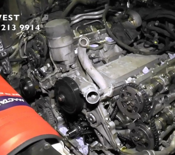 Замена ремня ГРМ Range Rover
