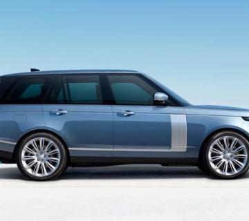 Регламенты и цены на ТО Range Rover