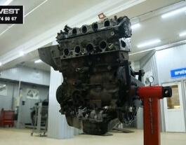 Конструкция и неисправности двигателя 2.2 TD4