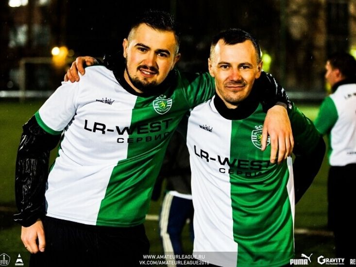 LR-WEST и футбол