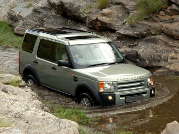 Discovery 3 - 2.7 TD (2008)