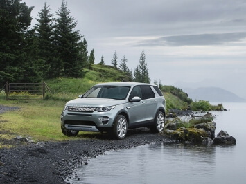 Discovery Sport (2015 мг)