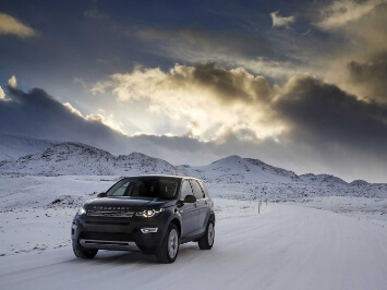 Discovery Sport (2016 мг)