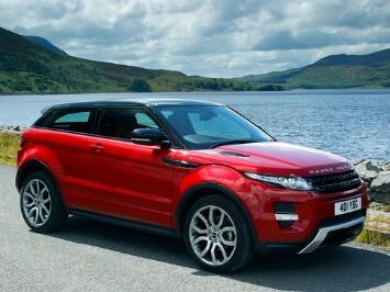 Range Rover Evoque (2012 мг)