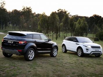Range Rover Evoque (2015 мг)