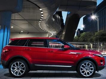 Range Rover Evoque (2017 мг)