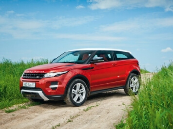 Range Rover Evoque (2018 мг)