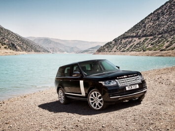 Range Rover (2013 мг)