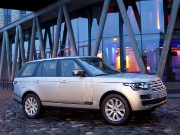 Range Rover (2014 мг)