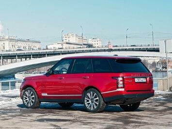 Range Rover (2015 мг)