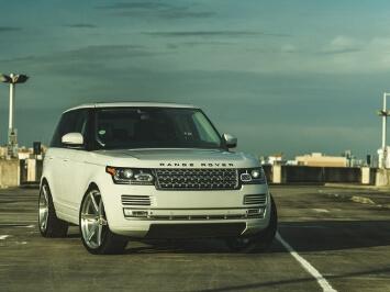 Range Rover (2016 мг)