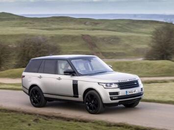 Range Rover (2017 мг)