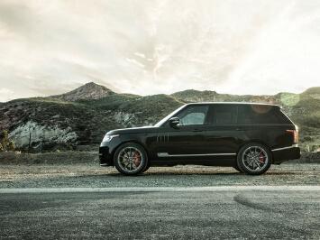 Range Rover (2018 мг)