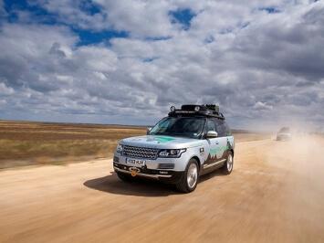 Range Rover (2019 мг)