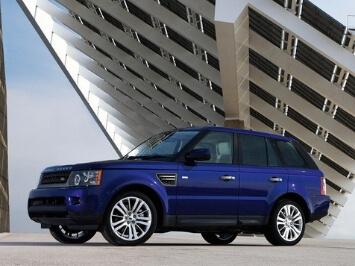 Range Rover Sport (2007 мг)