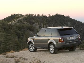 Range Rover Sport (2008 мг)