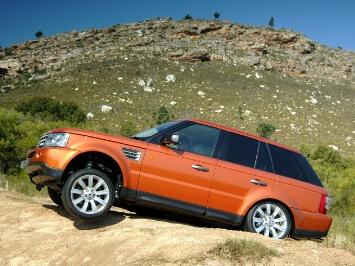 Range Rover Sport (2009 мг)
