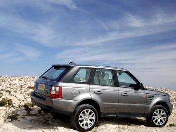 Range Rover Sport (2011 мг)