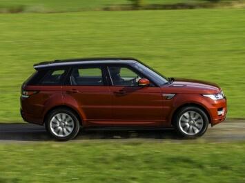 Range Rover Sport (2014 мг)