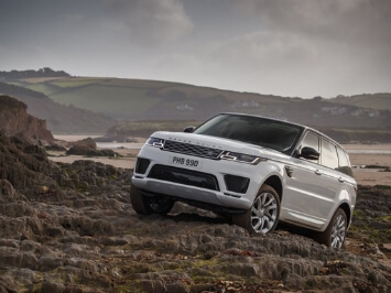 Range Rover Sport (2017 мг)