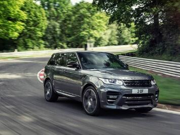 Range Rover Sport (2018 мг)
