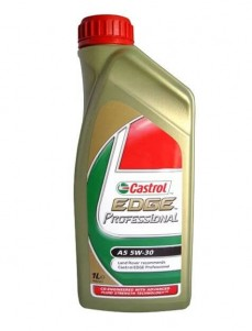 Масло Castrol 5W30 A5 Edge