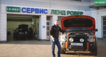 Land Rover G4 CHALLENGE. Обзор Discovery. История Land Rover