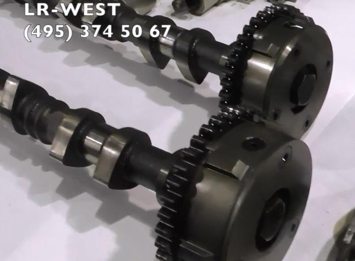 Ремонт бензинового турбированного двигателя 2.0 GTDi Range Rover Evoque